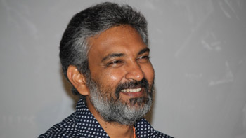 S.S.Rajamouli watches Baahubali 2: The Conclusion with audience