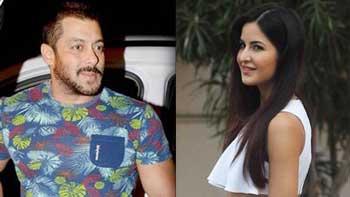 Salman Khan and Katrina Kaif went on a late night drive