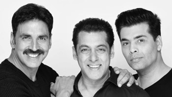 Salman Khan, Karan Johar's joint production to feature Akshay Kumar