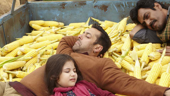 Salman Khan's Bajrangi Bhaijaan sets the Chinese box office on fire by garnering Rs. 200 crores and counting