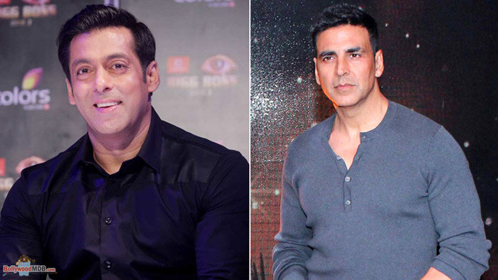 Salman Khan's show on Gama Pehalwan to replace Akshay Kumar's The Great Indian Laughter Challenge!