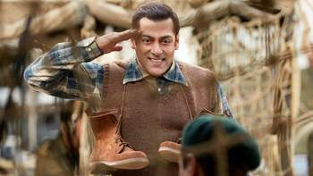 Salman Khan Teases With The Hint Of The 1st Song From Tubelight!