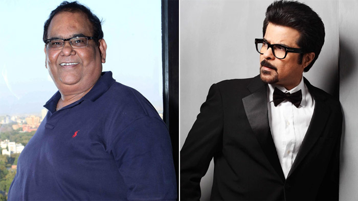 Satish Kaushik shoots with Anil Kapoor after 15 years for this film!