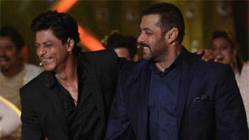 Shah Rukh Khan, Salman Khan to host together Star Screen Awards