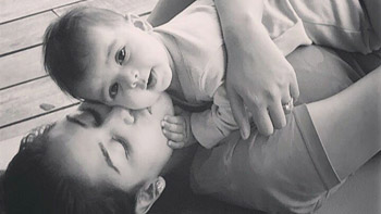 Shahid Kapoor shares the first picture of his baby girl Misha and it's oh so adorable!