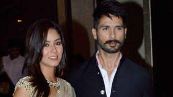 Shahid-Mira's daughter Misha gets an Instagram account