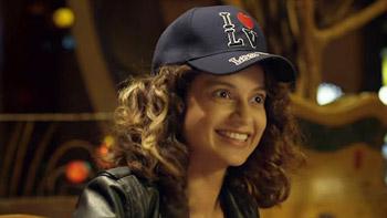 Simran Teaser: Kangana Ranaut is fun, wacky and a weirdo all in one!