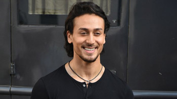 Tiger Shroff joins dance camp of 'Step Up' choreographers for Munna Michael