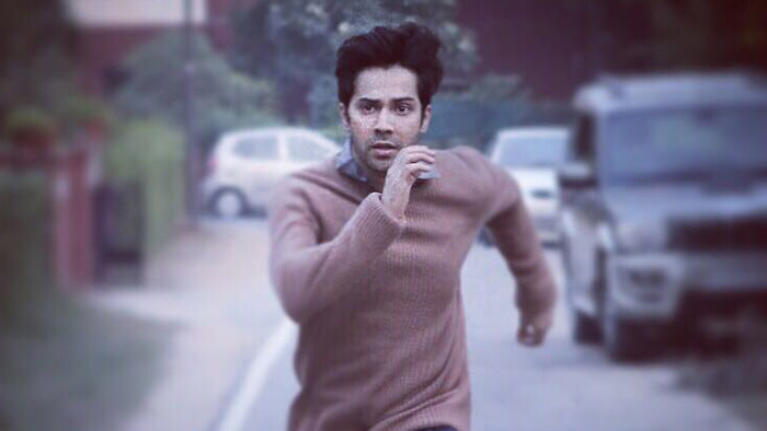 Varun Dhawan's first look still from the film 'October' revealed!