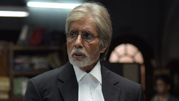 View Pic: Amitabh Bachchan's special gift for the crew of Pink