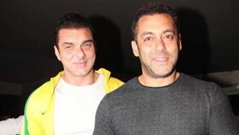 View Pics: Salman Khan, Sohail Khan attend special screening of The Jungle Book