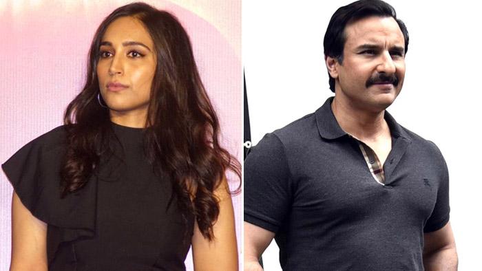 Zoya Hussain finalized as the female lead in Saif Ali Khan starrer 'Battle Of Buxar'?