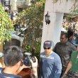 Salman Khan and Sonakshi Sinha at film 'DABANGG 2' promotions at Cafe Coffee Day