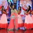 Madhuri Dixit & Huma Qureshi with Salman Khan on BIGG BOSS 7 sets promoting 'DEDH ISHQIYA'