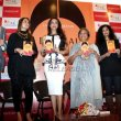Malaika Arora Khan, Amrita Arora Ladak & Gauri Shinde at launch of book BONSAI KITTEN by Lakshmi Narayan at Title Waves Bookstore