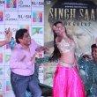 Urvashi Rautela & Simran Khan at musical promotion of SINGH SAAB THE GREAT at R City Mall