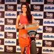 Jacqueline Fernandez and Arbaaz Khan at the launch of Gillette Fusion Power