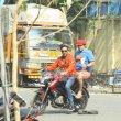 Ajay Devgn, Sonu Sood & Kunaal Roy Kapur snapped shooting for 'ACTION JACKSON'