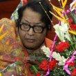 Veteran actor filmmaker Manoj Kumar snapped on his 77th birthday