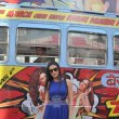 Varun Dhawan and Nargis Fakhri take BEST bus ride to promote film 'MAIN TERA HERO'