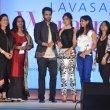 Amitabh Bachchan, Neha Sharma, Jackky Bhagnani at the Lavasa Women's Drive 2014 Awards Ceremony