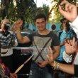 Aamir Khan and Sharman Joshi at the All India Open Women's Tennis Tournament 2014 Finale