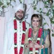 Dia Mirza and Sahil Sangha snapped at their wedding ceremony