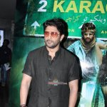 Arshad Warsi, Jackky Bhagnani at the trailer launch of film 'Welcome 2 Karachi'