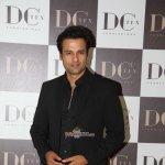Amisha Patel and Rohit Roy at Luxury Comfort Mattress Launch