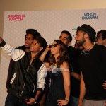Varun Dhawan, Shraddha Kapoor, Prabhu Deva at the Trailer Launch Of Film 'ABCD 2'