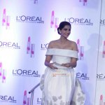Katrina Kaif and Sonam Kapoor Unveil the L'Oreal Paris New Cannes Collection