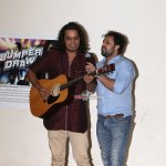 Irrfan Khan and Tigmanshu Dhulia at film 'Bumper Draw' Completion Party