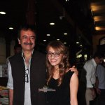Vidhu Vinod Chopra and Rajkumar Hirani Launch Abhijat Joshi's daughter Anushka Joshi's Poetry Book