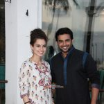 Kangana Ranaut and R. Madhavan Promote Film 'Tanu Weds Manu Returns'