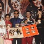 Hrishitaa Bhatt, Gulshan Grover, Divya Dutta at the Trailer & Music Launch of 'Chehere'