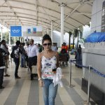 Film 'Great Grand Masti' stars snapped at Mumbai Airport