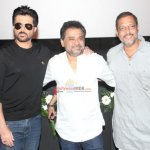 John Abraham, Anil Kapoor & Mika Singh at the Song Launch of film 'Welcome Back'