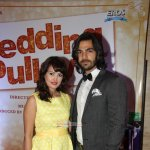 Bollywood Celebs at the Trailer Launch of Film 'Wedding Pullav'
