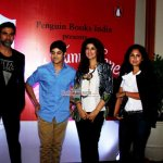Aamir Khan, Akshay Kumar, Dimple Kapadia at the launch of Twinkle Khanna's Book 'Mrs Funnybones'