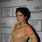 Celebs at Abu Jani & Sandeep Khosla show at the Lakme Fashion Week Winter/Festive 2015
