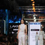 Shraddha Kapoor walks the Ramp for Namrata Joshipura show at Lakme Fashion Week