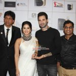 Sunny Leone, Anil Kapoor, Raveena Tandon, Vidyut Jamwal at the India Bullion and Jewellery Awards 2015