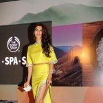 Brand Ambassador Jacqueline Fernandez Launches New Body Shop Products Range