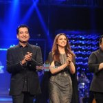 Parineeti Chopra Showstopper for designers Rohit Gandhi and Rahul Khanna at Blenders Pride Fashion Tour 2015