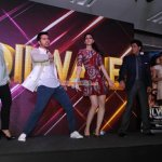 Shah Rukh Khan, Kajol, Varun Dhawan, Kriti Sanon at film 'Dilwale' music celebration
