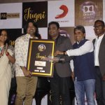 Eminent Bollywood personalities at the music launch of film 'Jugni'