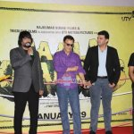 Noted Bollywood personas at the trailer launch of film 'Saala Khadoos'