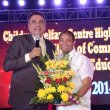 Bolly Celebs at the 34th Annual Day Celebration of Children's Welfare Centre High School