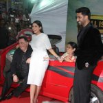 Abhishek Bachchan, Rishi Kapoor, Asin Thottumkal, Supriya Pathak At Trailer Launch Of Film 'All Is Well'