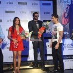 Bipasha Basu and Karan Singh Grover at the Launch of a New Fashion Brand